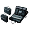 "Crawford 277-BLK Zipper Tool Case Two Compartment Double-Sided 17"" x 12-1/2"" x 5-1/2"""