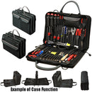 Crawford Field Service Engineers Tool Kit - 55-264BLK