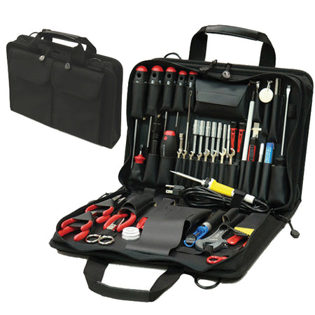 Crawford Biomedical Field Service Engineer's Tool Kit - 73-155BLK