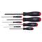 Bondhus 10687 Metric Balldriver Screwdriver Set 1.27mm to 5mm 7 Piece
