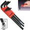 Bondhus 10999 Ball End Metric Hex Key Set 9 Pieces 1.5mm to 10mm