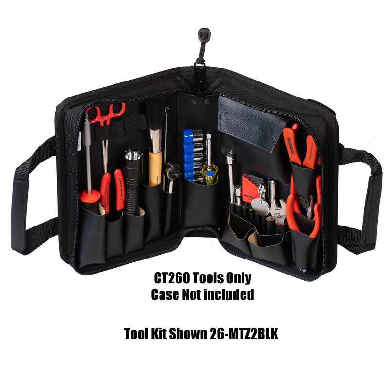 Crawford CT260 Mini Copier Engineer's Tool Set - 26 Series Tools Only