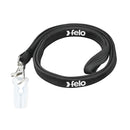 Felo 63851 Safety Lanyard with System Clip for Felo Pliers with SystemSocket