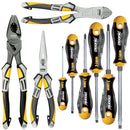 Felo SP9 Ergonic Screwdriver and Pliers Combination Set 53167 + 63817 + 63783 + 63781