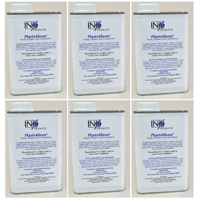 INX 2132-6PK PlastxKleen PK High-Performance Plastic Cleaner 32 Ounce Can - Case of 6 ($27.22 ea)