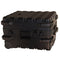 "Crawford M350B-3W3X Tool Case Military Wheeled 10"" Black with 3W and 3X Pallets"