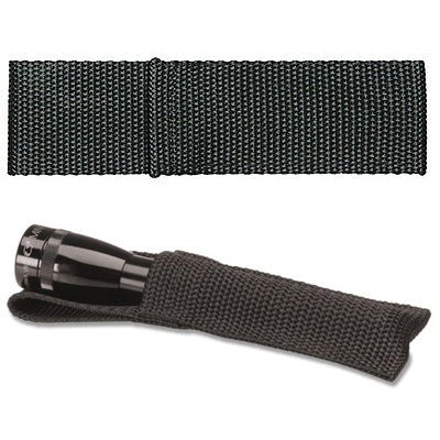 Maglite Holster-AA Nylon Belt Pouch for AA Maglite