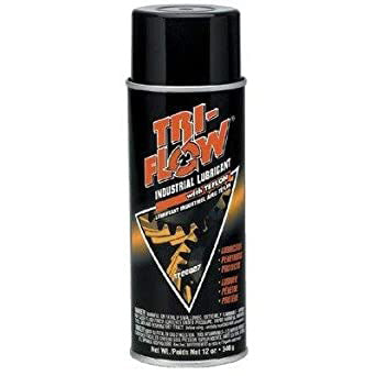 Tri-Flow TF20027 Superior Lubricant 12 oz Aerosol Spray Can