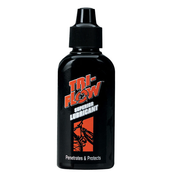 Tri-Flow TF21010 Superior Lubricant 2 oz Squeeze Drip Bottle