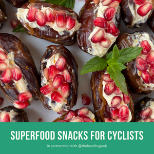 Superfood Snacks For Cyclists