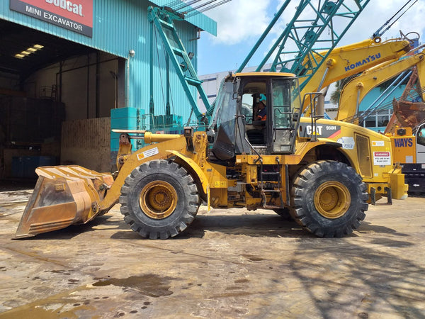 CATERPILLAR WHEEL LOADER 950H - (WL950-327)