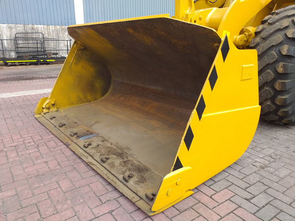 CATERPILLAR WHEEL LOADER 950H - (WL950-312)