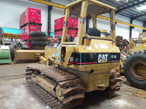 CATERPILLAR BULLDOZER D3G - (BD3-067)