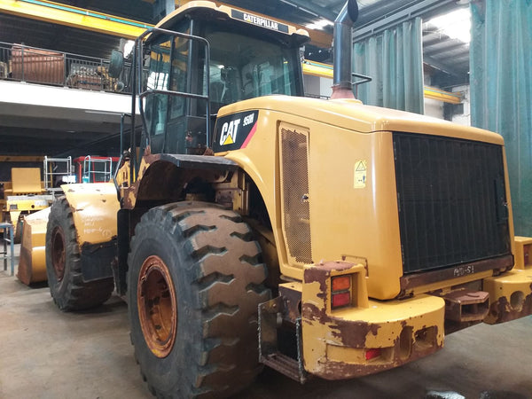 CATERPILLAR WHEEL LOADER 950H - (WL950-333)