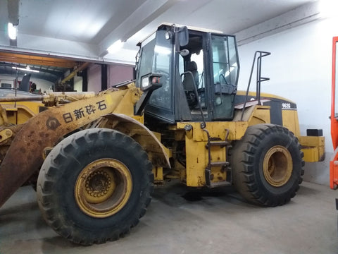 CATERPILLAR WHEEL LOADER 962G - (WL962-006)