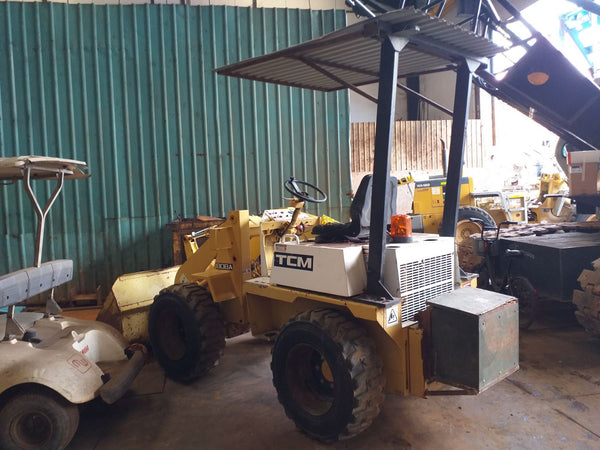 TCM MINI WHEEL LOADER 808A-(MWL-020)