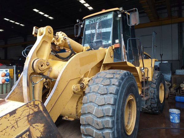 CATERPILLAR WHEEL LOADER 966G II - (WL966-193)