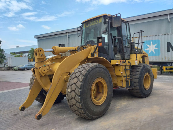CATERPILLAR WHEEL LOADER 950H - (WL950-334)