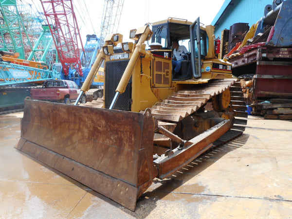 CATERPILLAR BULLDOZER D6R - (BD6R-116)