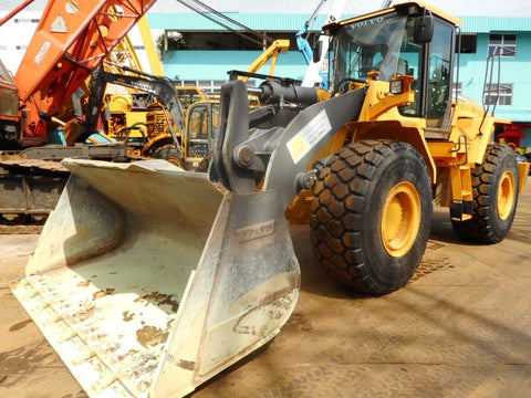 VOLVO WHEEL LOADER L105 - (VWL105-007)