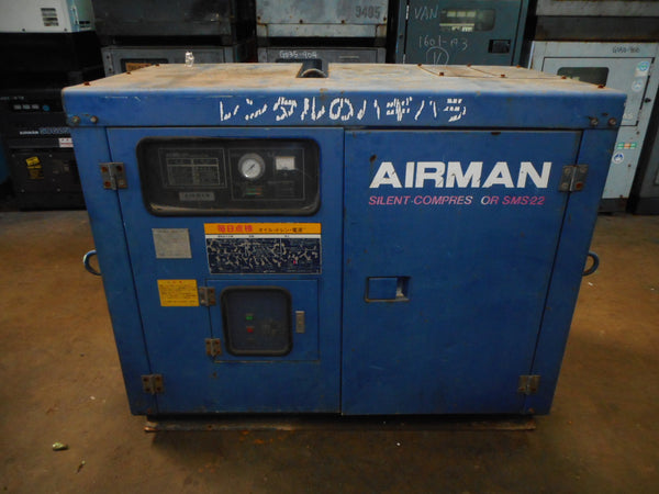 AIRMAN MOTOR COMPRESSOR SM22S-64 (MC-004)