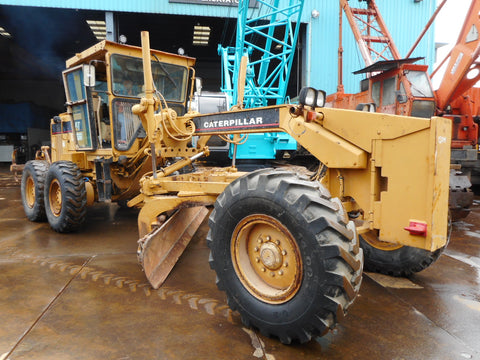 CATERPILLAR MOTORGRADER 120H - (MG-330)