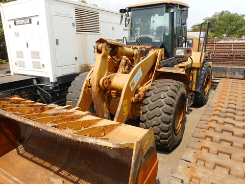 CATERPILLAR WHEEL LOADER 966H - (WL966-178)