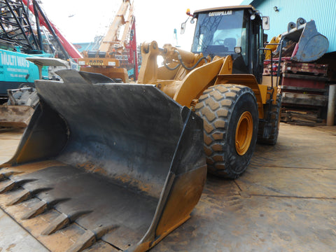 CATERPILLAR WHEEL LOADER 966G - (WL966-168)