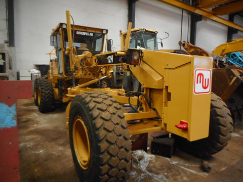 CATERPILLAR MOTORGRADER 12H - (MG-409)