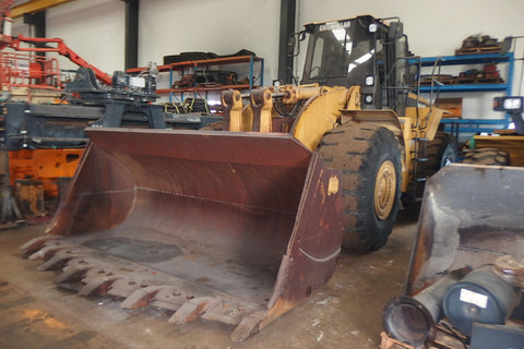 CATERPILLAR WHEEL LOADER 980G - (WL980G-053)
