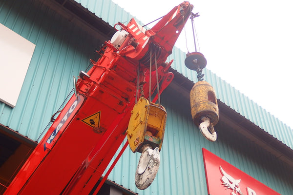 KATO ROUGH TERRIAN CRANE KR25H-V5- (MCKR25-343)