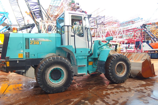 KOBELCO WHEEL LOADER LK230Z-6 - (LK230Z-6)