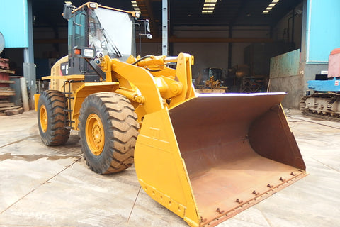 CATERPILLAR WHEEL LOADER 938H - (WL938-047)