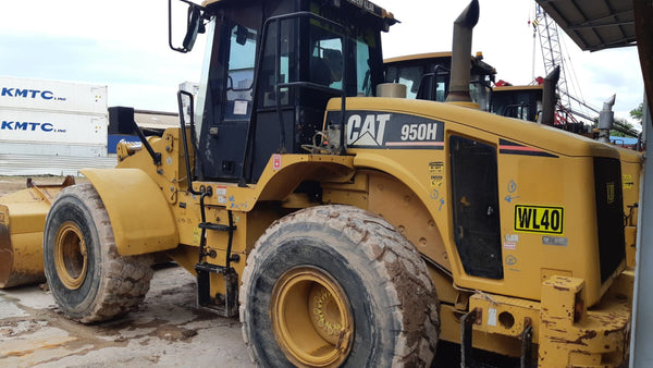 CATERPILLAR WHEEL LOADER 950H - (WL950-335)