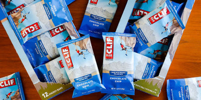 Clif Energy Bars now in stock