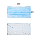 Load image into Gallery viewer, 3-Ply Disposable Face Mask  - Box of 50