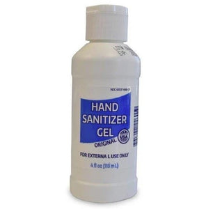 4oz Hand Sanitizer Bottle (70% alcohol)