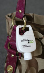 Load image into Gallery viewer, gelFast 2Go 2oz Hand Sanitizer (70% alcohol)