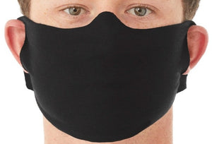 Adult/Youth Single Layer Fabric Face Mask - CLEARANCE