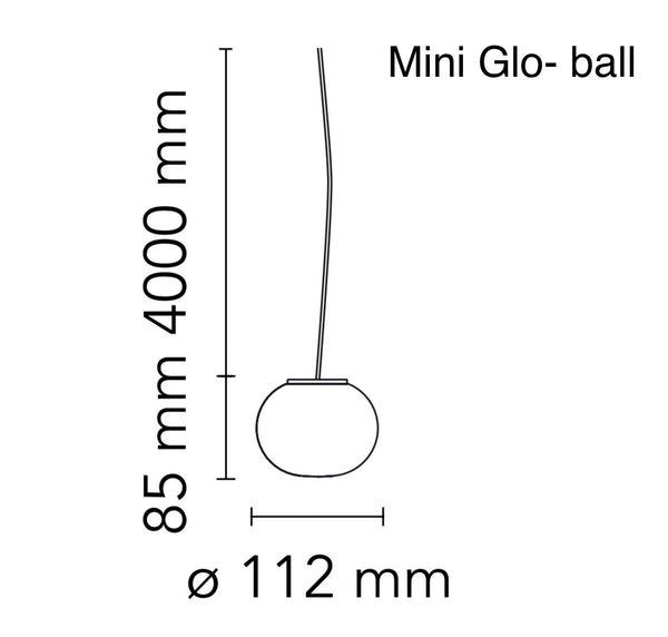 Lámpara Glo- Ball