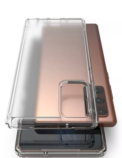For Samsung Galaxy Note 20 / Note 20 Ultra Case Clear Cover - Wirelessoneshop