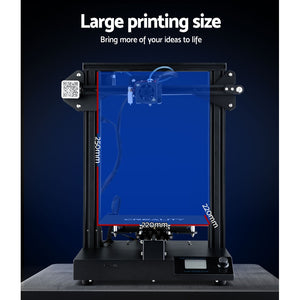 Creality CR-20S Pro 3D Printer Extra Glass Bed Auto Levelling High Precision