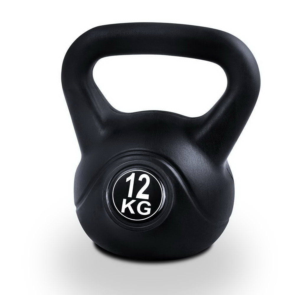Everfit Kettlebells Fitness Exercise Kit 12kg