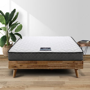 Giselle Bedding Alzbeta Bonnell Spring Mattress 16cm Thick – King Single