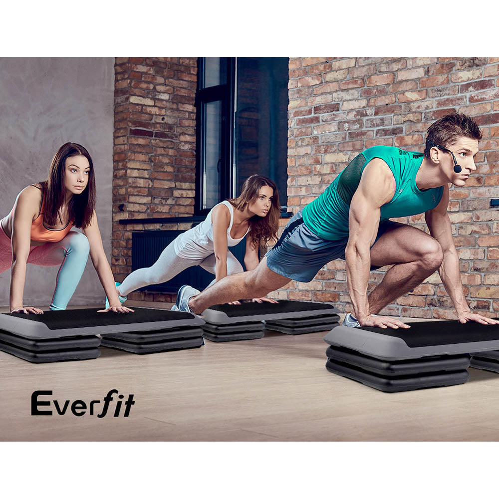 Everfit Areobic Step Bench Step Risers