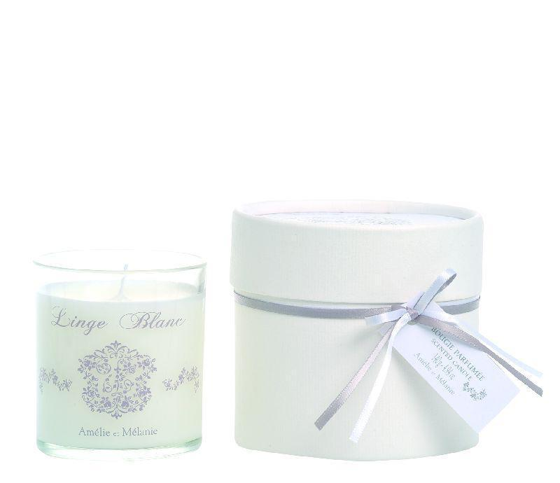Linge Blanc Scented Candle 140g