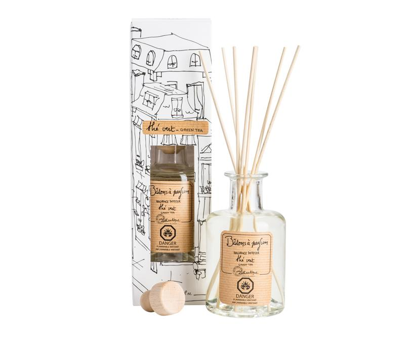 Lothantique Fragrance Diffuser Green Tea 200ml