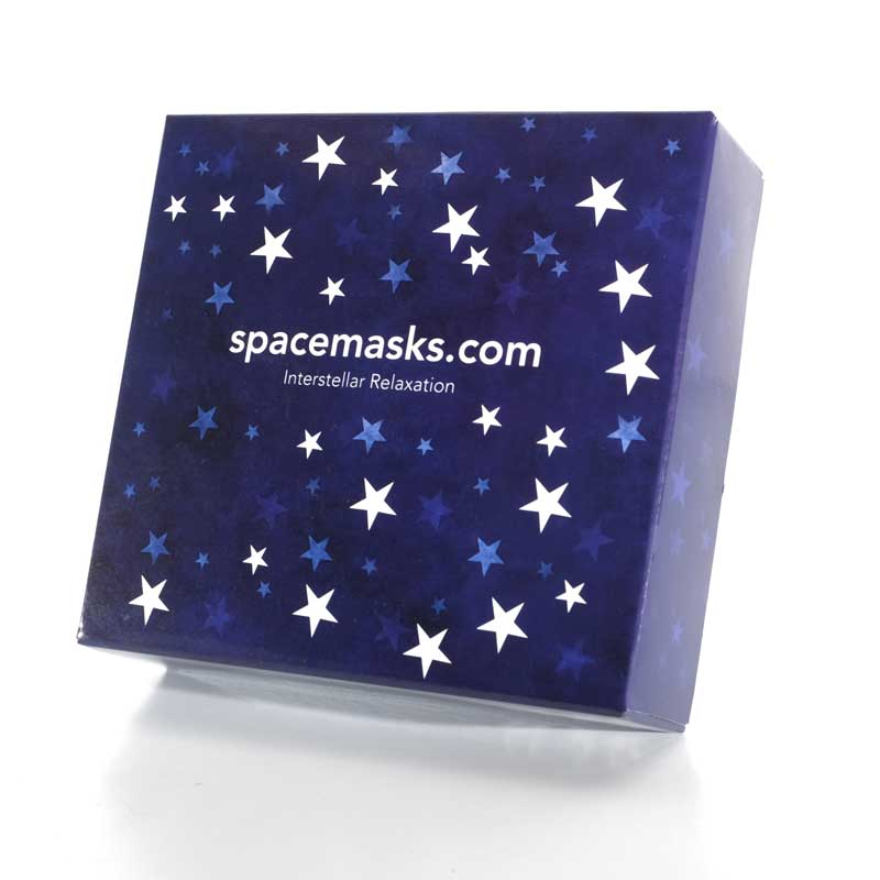 SpaceMasks - Box of 5