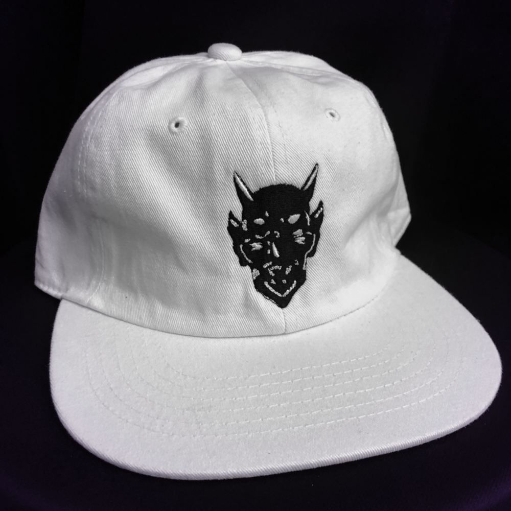 Earth Boys Embroidered Cap