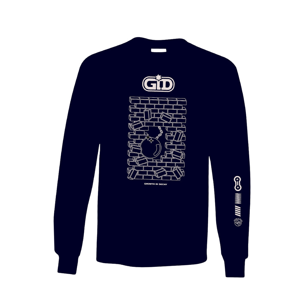 Bricks Crewneck Sweatshirt